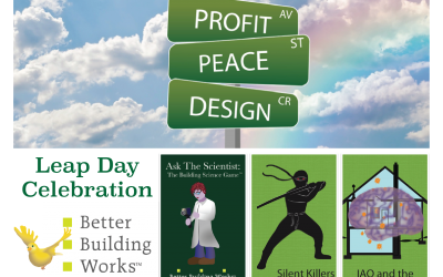 A Sneak Peak at Better Building Works & The Vesper Club Leap Day Celebration!